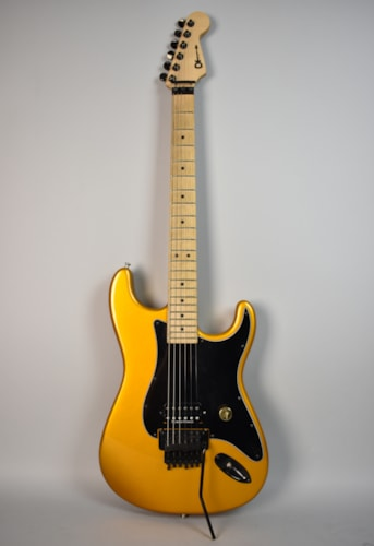 2000 Charvel So Cal Pagan Gold, Very Good
