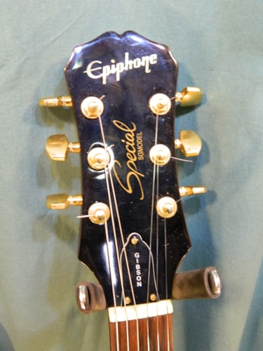 2000 Epiphone SG Special Limited Edition Dark Cherry