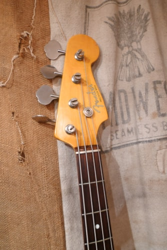2000 Fender® Precision Bass® (1962 Reissue) Sunburst, Very Good, GigBag, $875.00