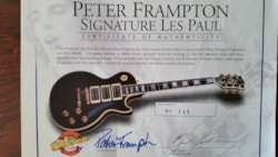2000 Gibson Les Paul Custom Peter Frampton