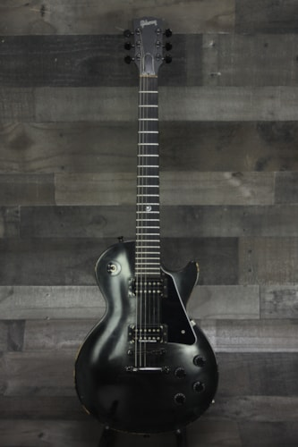 2000 Gibson Les Paul Gothic BLACK