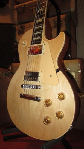 2000 Gibson Raw Power Les Paul Standard Natural