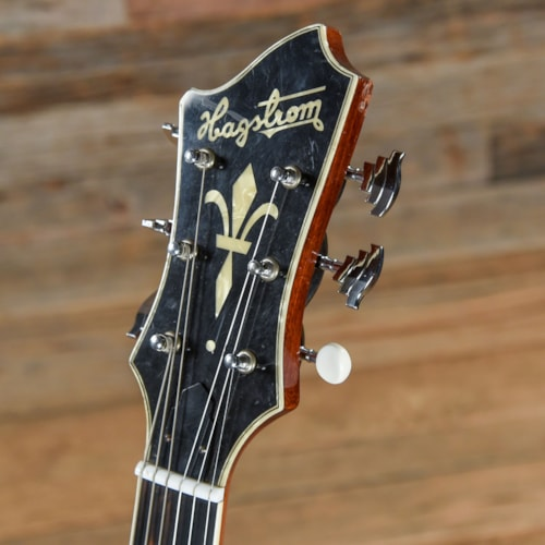 Hagstrom Swede Patch 2000 Natural 1970's
