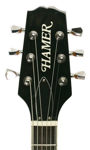 2000 Hamer JZ5 Natural, Good, Original Hard, $449.00