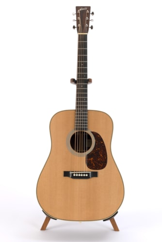 2000 John Arnold Guitars D-29 D-28 Brazilian Natural, Near Mint, Hard, $18,500.00