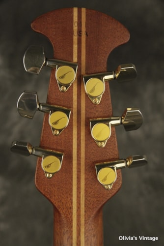 2000 Ovation Collector's Series Lacewood Lacewood