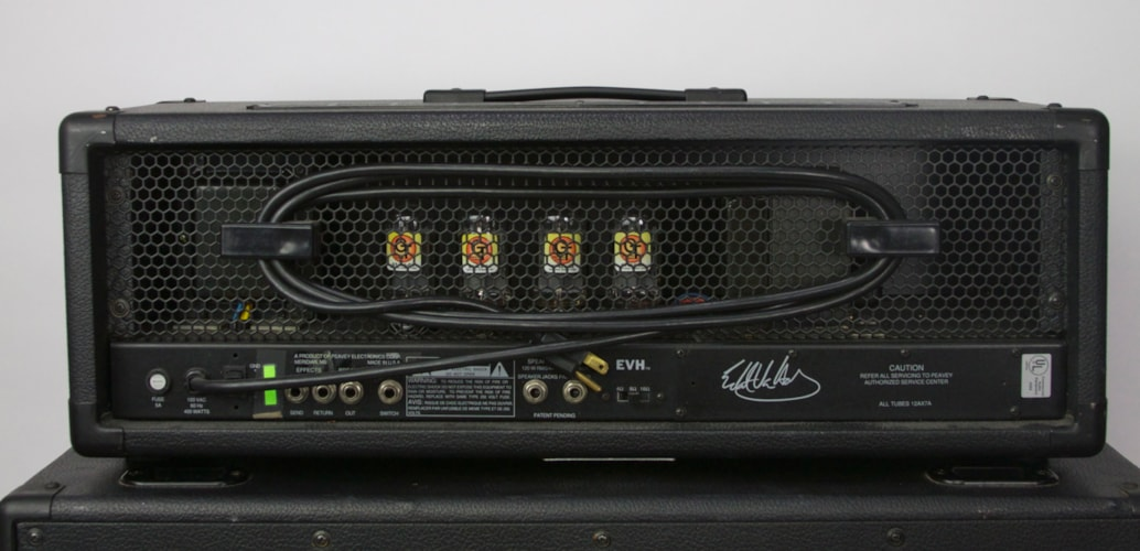 2000 Peavey 5150 W/ Matching 4x12 Cab Very Good, $899.00