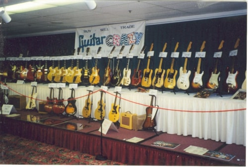 2000 Portland,Oregon Guitar Show