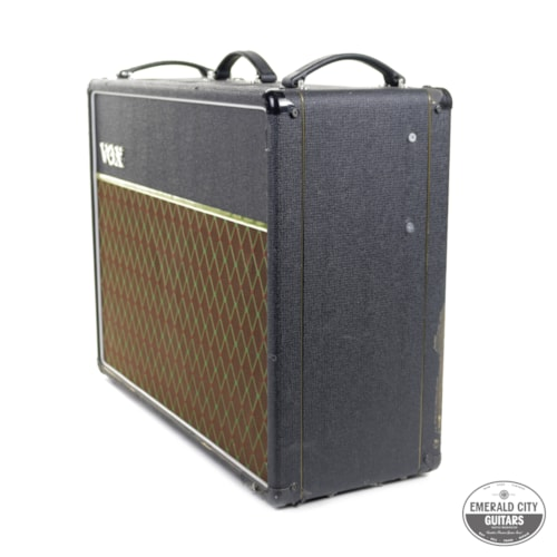 2000 Vox AC30/6 TB Black, Good