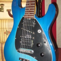 2001 Ernie Ball Music Man Steve Morse