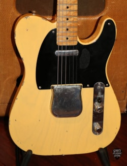 2001 Fender 51 Nocaster Custom Shop Relic