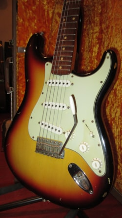 2001 Fender Custom Shop 1960 Stratocaster Relic