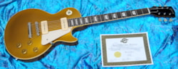 2001 Gibson 56 Goldtop Custom Shop Historic Murphy Aged
