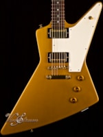 2001 Gibson Custom & Historic Split Headstock Explorer
