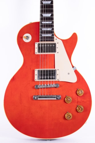 2001 Gibson Custom Shop '58 Reissue Les Paul Standard Washed Cherry