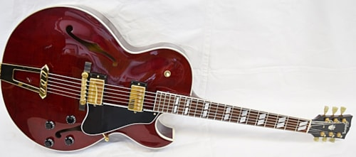 2001 Gibson ES 175 Wine Red