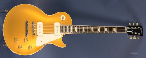 2001 Gibson Historic '56 Les Paul Goldtop