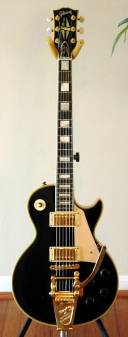 2001 Gibson Les Paul Custom - 57 Reissue