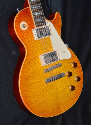 2001 Gibson Les Paul Custom Shop '58 Reissue R8 Burst, Near Mint, Original Hard, $3,395.00
