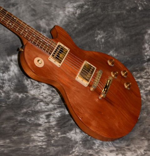 2001 Gibson Les Paul Smartwood Natural Gt Guitars Electric