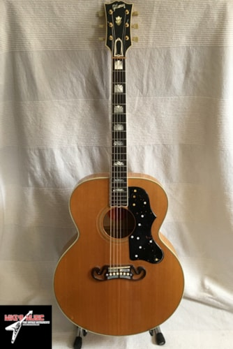 2001 Gibson SJ-200 Natural Finish, Excellent, Hard
