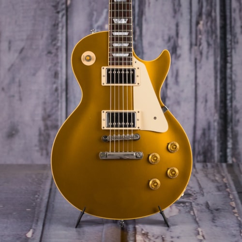 2001 Gibson Used  Gibson Les Paul '57 Reissue, Gold Top Very Good $3,349.99