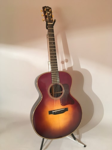2001 Kim Walker SJ Style B Special Sunburst, Mint, Original Hard