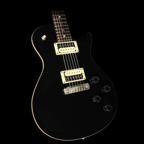 2001 Paul Reed Smith Used 2001 Paul Reed Smith Singlecut Electric Guitar Black Excellent, $1,499.00