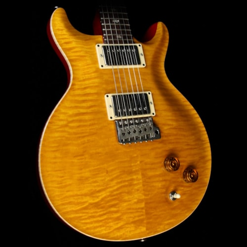 2001 Paul Reed Smith Used 2001 Paul Reed Smith Santana PRS III Ten-Top Electric Guitar Santana Yellow Excellent, $2,199.00