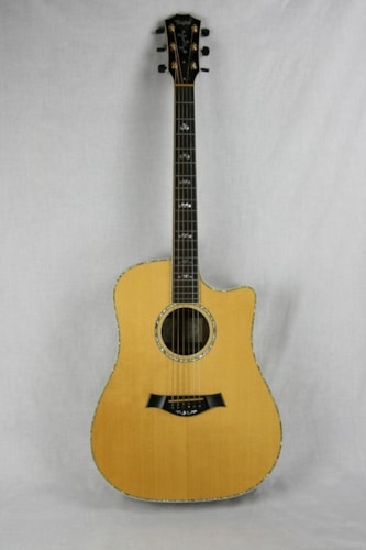 2001 Taylor 910ce Brazilian Rosewood All Acoustic! Natural, Near Mint, Original Hard, $3,750.00