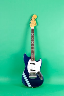 2002 Fender Competition Mustang Limited Edition