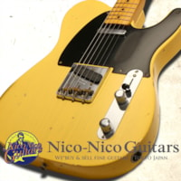 2002 Fender Custom Shop MBS '51 Custom Telecaster Relic Master Built by Todd Krause