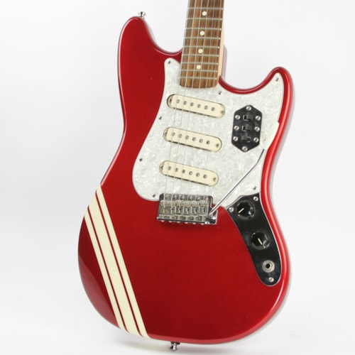 2002 Fender® Cyclone™ II Competition Red, Very Good, $499.00