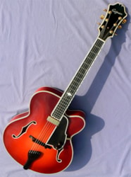 Gagnon DeVant: All Carved, US Luthier Quality Archtop: Best Buy!