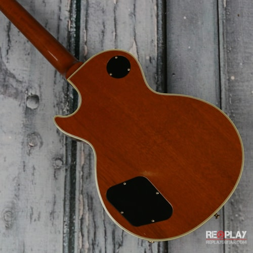 2002 Gibson Gibson Custom Shop 2002 Les Paul '68 Custom (Transparent Amber) Very Good, $3,099.99