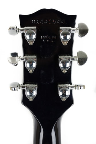 2002 Gibson SG Supreme Flamed Midnight Blue