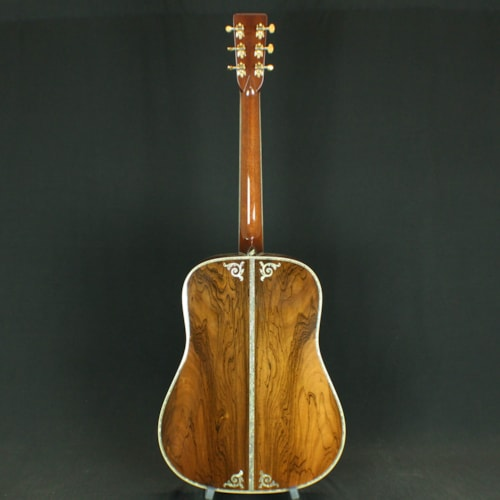 2002 Martin D-50 Deluxe Ltd Ed of 50, Brazilian Rosewood, Bearclaw Sitka Tree of Life Inlays, Brand New