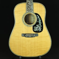 2002 Martin D-50 Deluxe Ltd Ed of 50, Brazilian Rosewood, Bearclaw Sitka