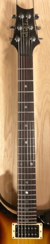2002 Paul Reed Smith CE24 Tri-Color Sunburst, Very Good, Hard, $1,375.00