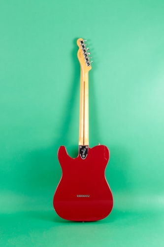 2003 Fender Telecaster Thinline 1972 re issue Red