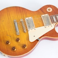 2003 Gibson Les Paul Gary Rossington 1959 Tom Murphy Aged