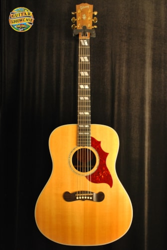 2003 Gibson Songwriter Limited DLX LTD Brazilian Rosewood Natural, Brand New, Original Hard