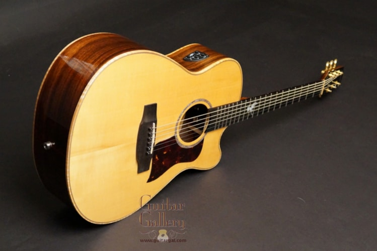 2003 Langejans RGC-6 Indian Rosewood, Excellent, Hard, Call For Price!