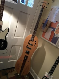 2003 Lee Barker B-1 Vertical Bass