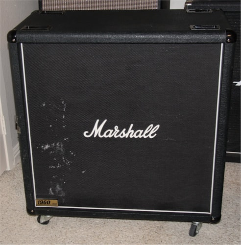 2003 Marshall 1960B 4x12 Electric Guitar Straight Extension Cabinet