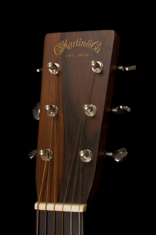 Who Accepts Amex >> 2003 Martin OM-28GE Natural > Guitars Acoustic | Rudys Music