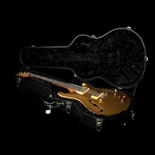 2003 Paul Reed Smith Used 2003 Paul Reed Smith McCarty Hollowbody I Electric Guitar Goldtop Excellent, $2,199.00