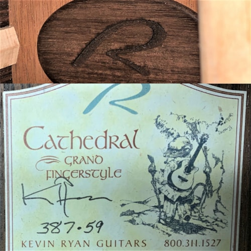 2003 Ryan Cathedral Excellent, Hard