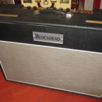 2004 Blockhead Firstborn 2 x 12 Combo Amp