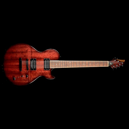 2004 Brian Moore Used 2004 Brian Moore DC/1 Electric Guitar Red Excellent, $1,529.00